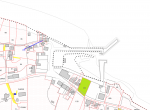 Tony Walsh, site in cleggan village, official property registration map