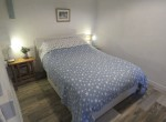 Beach Cottage, Inish Turbot - bed