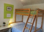 Beach Cottage, Inish Turbot - bunk bed