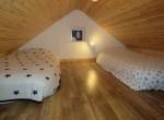 Beach Cottage, Inish Turbot - loft