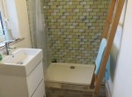Beach Cottage, Inish Turbot - shower